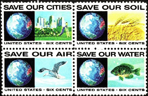 01b 500 stamp us save our planet