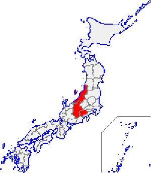01f 300 map 甲信越