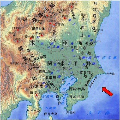 04c 500 map 九十九里浜