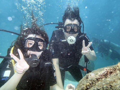 09a 500 marine diving