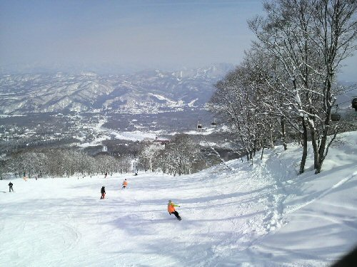 03c 500 赤倉観光ski resort