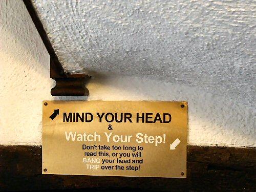 03c 500 mind your head