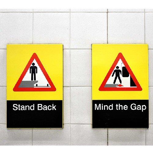09a 500 Mind the gap