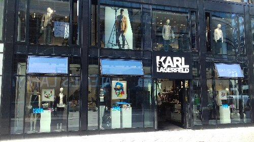 02d 500 Karl Lagerfeld shop