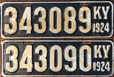 03b 400 consecutive plate
