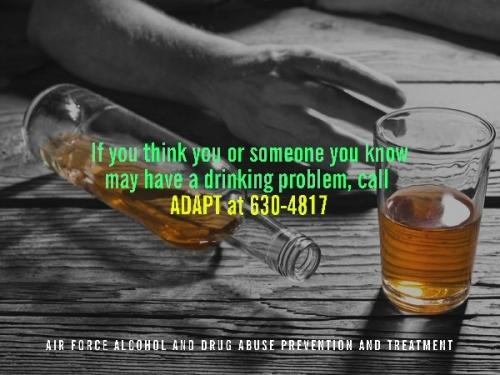 04b 600 Alcohol incidents