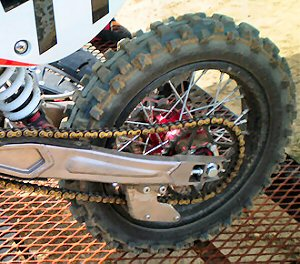 03a 300 knobby tire