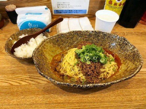 01e 500 20190419 小川Y 汁無し担々麺 神田02