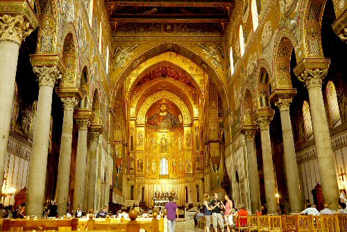 09c 500 Monreale Cathedral