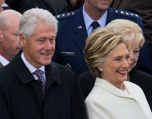 09a 500 Bill Hillary Clington