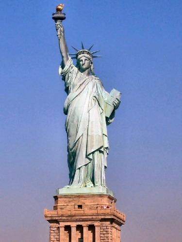 03b 500 Statue of Liberty