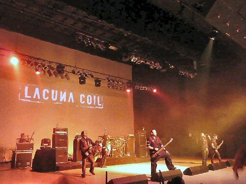 03c 500 Lacuna Coil