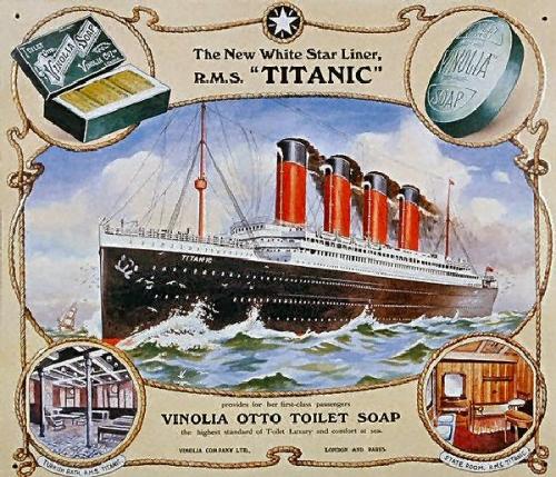 09c 600 titanic soap