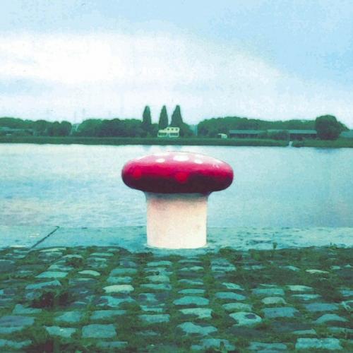 03aa 500 mushroom bollard