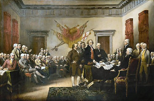 09b 500 Declaration of Independence