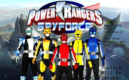 03a 500 Power Rangers