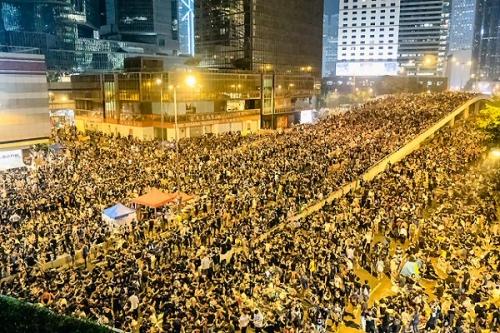 02c 600 Hong Kong protests