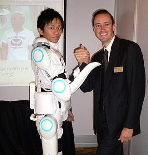 03a 300 wearable powered suit