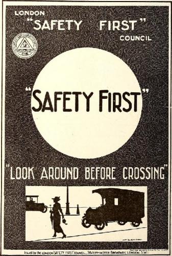 03a 500 safety first