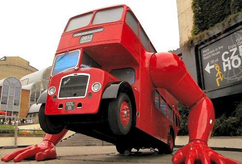 03e 500 London Booster