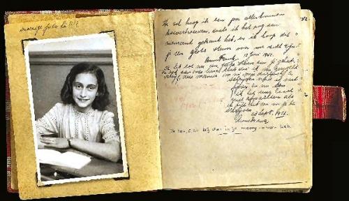 04ac 600 Anne Frank Diary