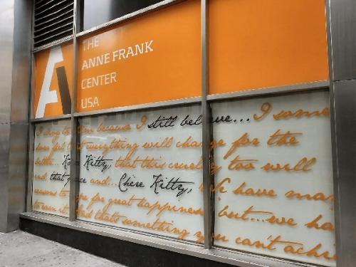 04c 600 Anne Frank Center New York