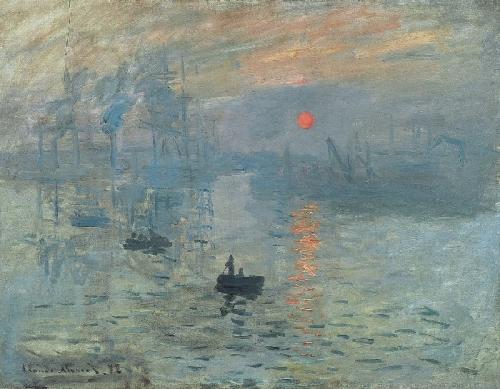 02c 700 Monet Impression Sunrise