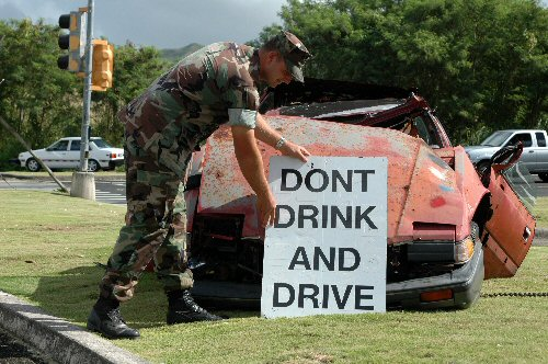 03a 500 Dont drink and drive