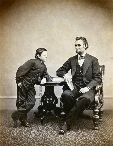 03e 600 Lincln and his second son