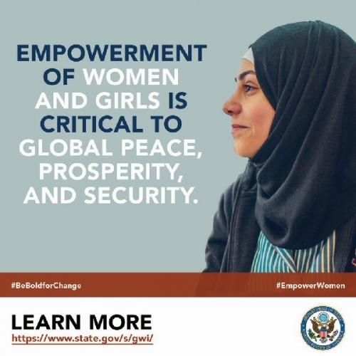 03b 600 empower women