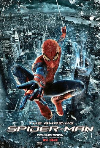 03d 600 Spider-man poster