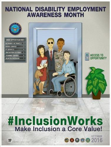 03a 600 National Disability Employment