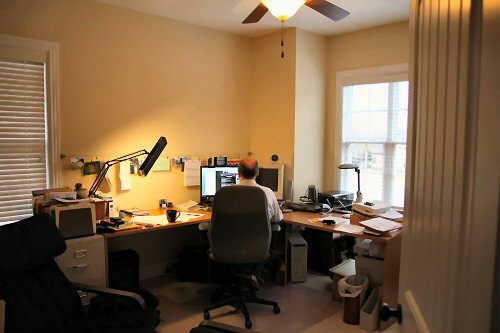 03c 500 home office teleworking