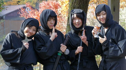 04b 500 four girls ninjas
