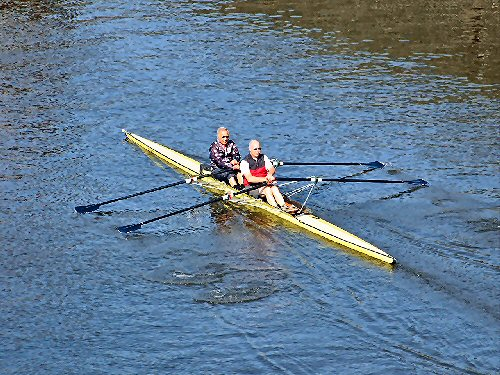 03b 500 Double scull
