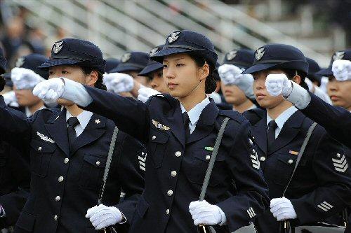 03a 500 parade of self defence