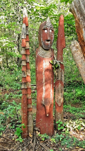 04c 600 Waga Sculpture