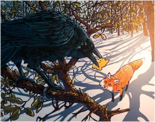 04c 500 fox and raven