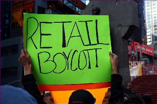 09a 500 retail boycott