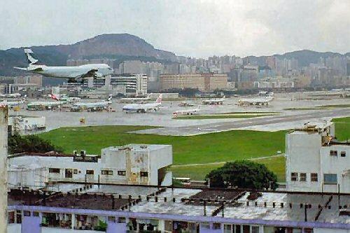 02c 500 啓徳空港