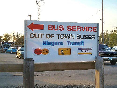 03a 500 Bus service Transit