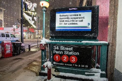 03b 600 subway suspended