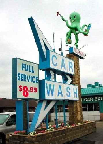 01ab 500 タコ洗車