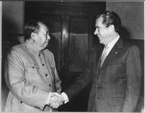 03b 500 mao meets Nixon