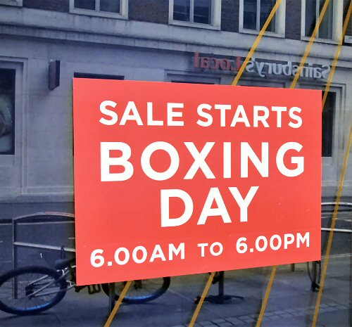 09a 500 sale boxing day
