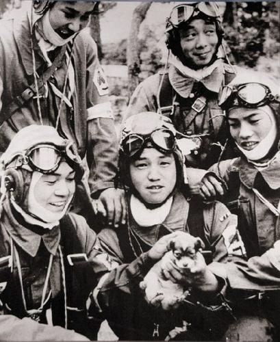 09bb 500 特攻隊員と犬