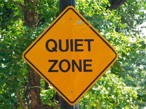 09aa 500 quiet zone pixabay