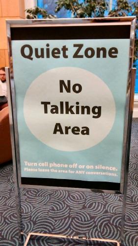 09ab quiet zone Flickr