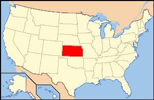 09ac location of Kansas