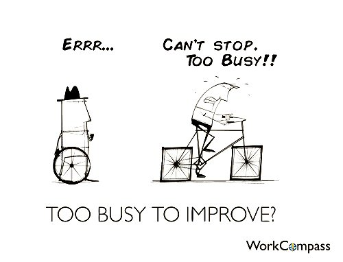 09a too busy to improve
